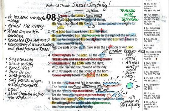 Descoperirea Mesajului Biblic