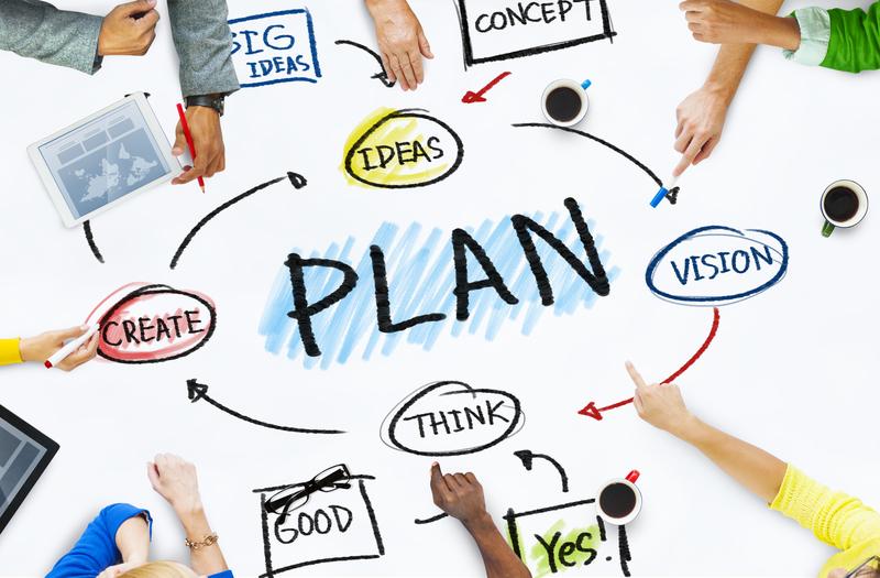 Planificarea lucrării cu tinerii